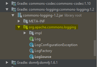 commonsLogging