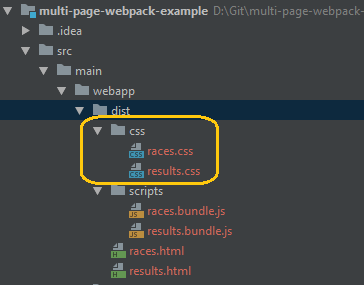 npm install multi-html-webpack-plugin