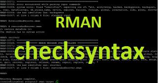 rman restore